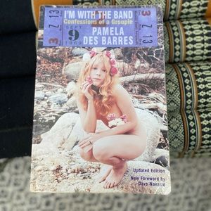 ➕FREE ADD-ON: I'm With The Band Pamela Des Barres